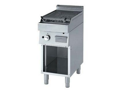 grill charcoal professionnel modular