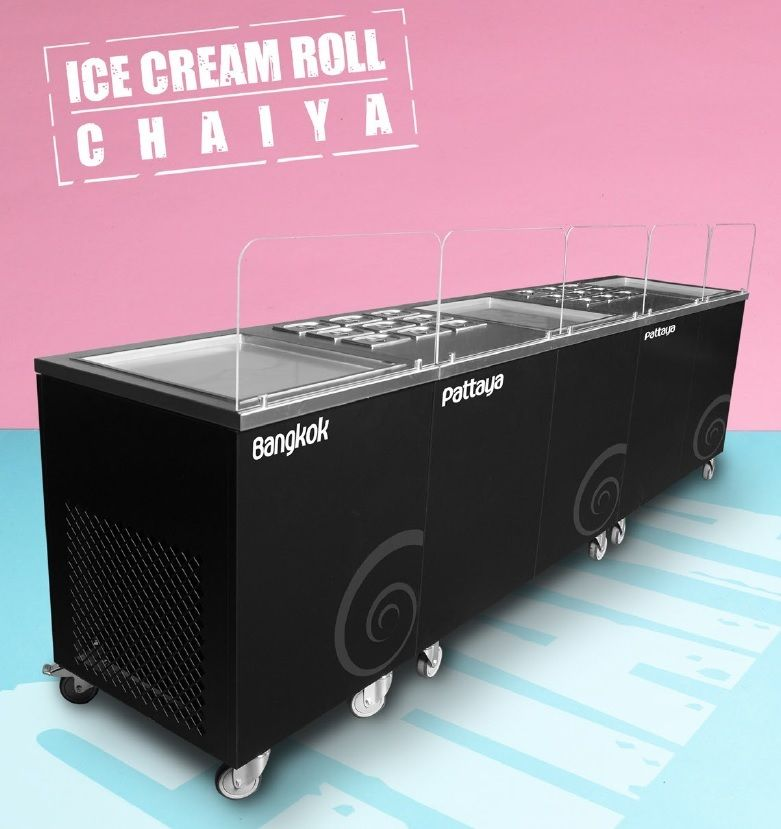 Ice Cream Roll Chaiya