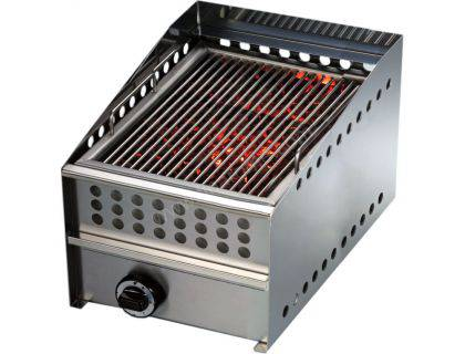 grill charcoal acopa