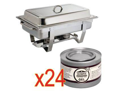 chafing dish professionnel