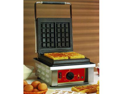 Gaufrier bruxellois professionnel ROLLER GRILL