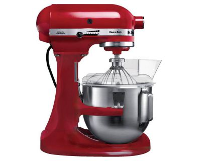 Batteur professionnel KitchenAid 4,8L