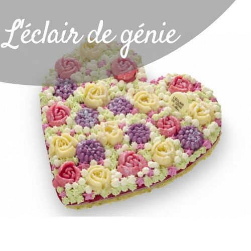 Creation fete des meres pâtisserie 2018